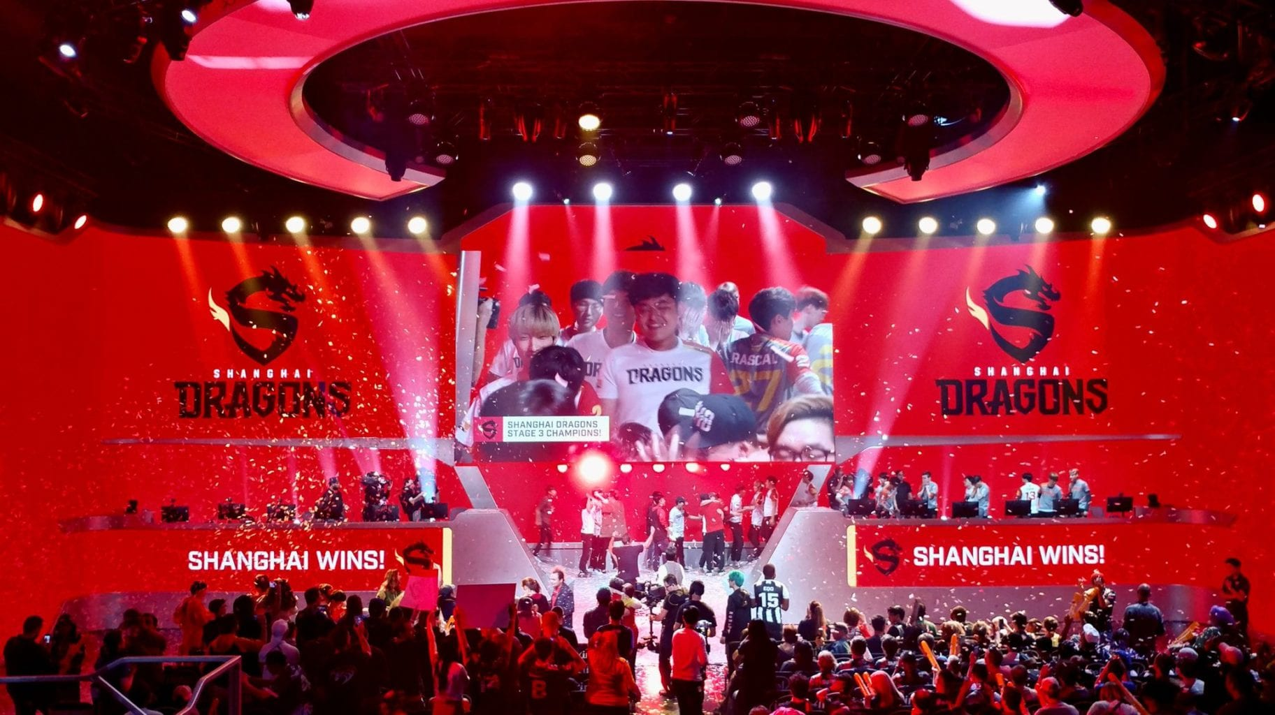 Shanghai Dragons Are The OWL Stage 3 Champions