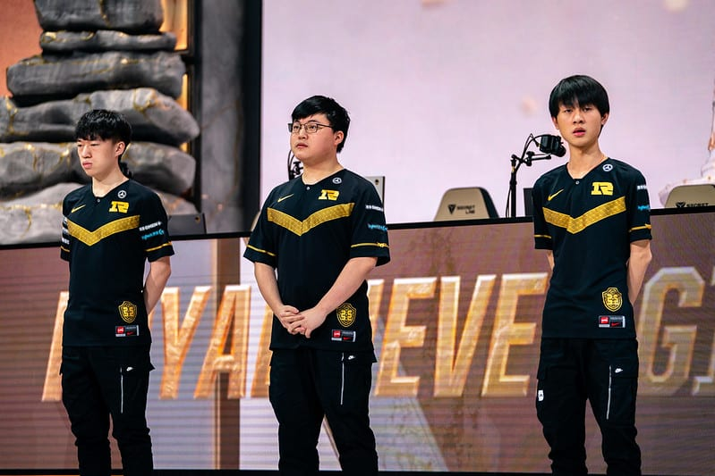 RNG's Uzi, Ming and Xiaohu were top ten players knocked out of Group Stage